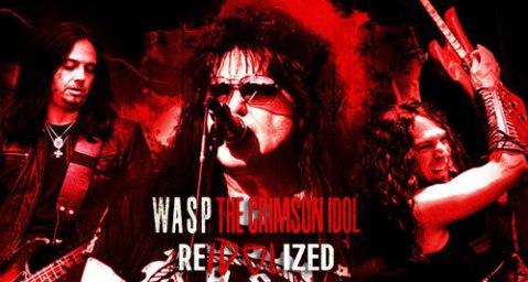 Recordamos la gira 25º aniversario Re-idolized de W.A.S.P.