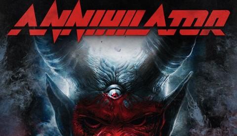 Annihilator confirma gira en España en 2018