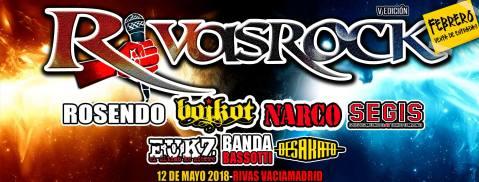 A la venta las entradas para el Rivas Rock 2018