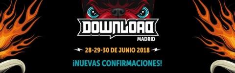 Download Festival Madrid cierra cartel para 2018