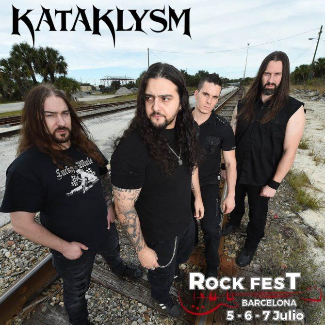 Kataklysm_Rock Fest Barcelona 2018