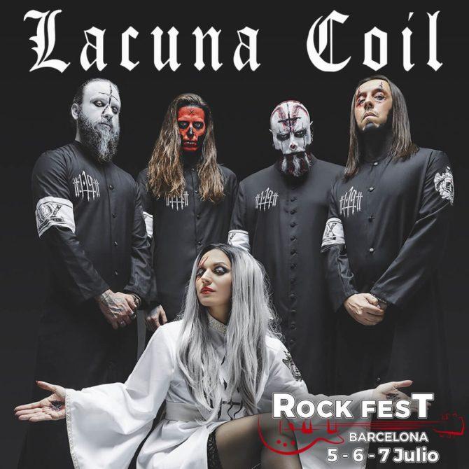 Lacuna Coi_Rock Fest Barcelona 2018