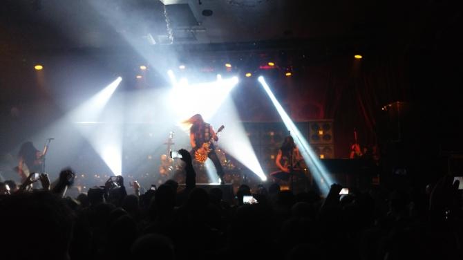 Martes13 en Madrid. Crónica Black Label Society + Monolord