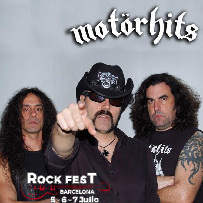 Motörhits_Rock Fest Barcelona 2018
