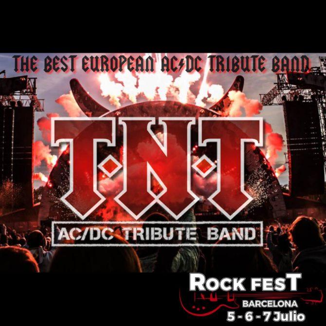 T.N.T_Rock Fest Barcelona 2018