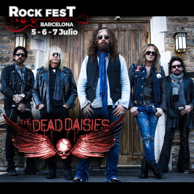 The Dead Daisies_Rock Fest Barcelona 2018