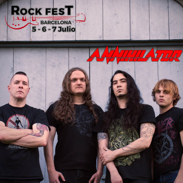 Annihilator_Rock Fest 2018