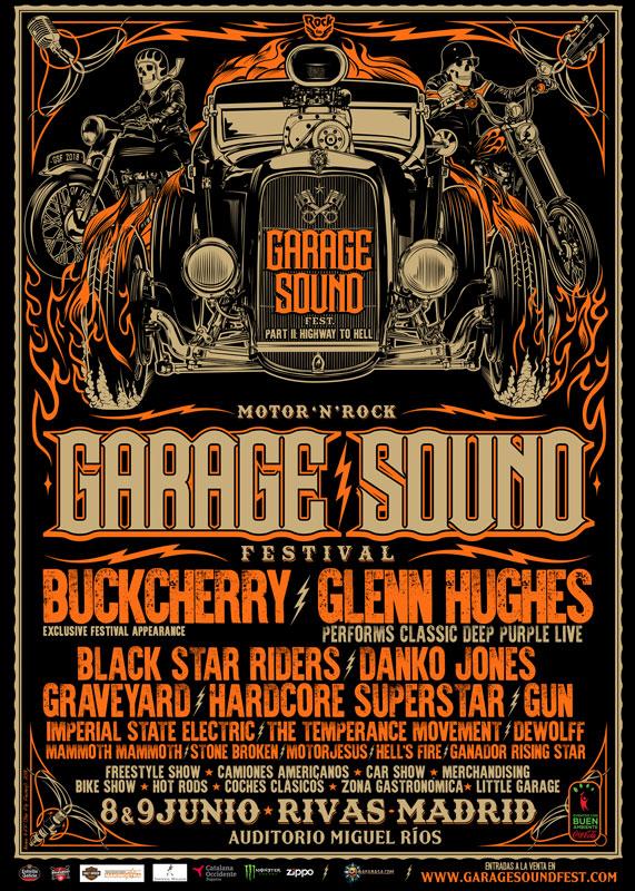 Garage Sound Festival Gun 2018