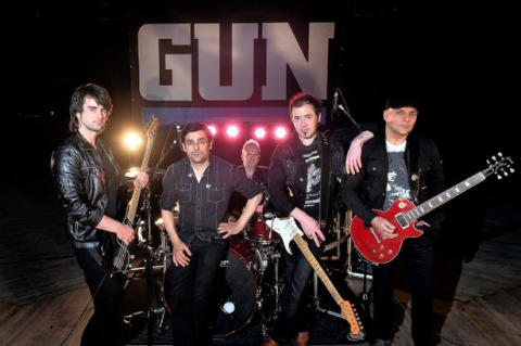 Garage Sound Festival incorpora a Gun en su edición 2018