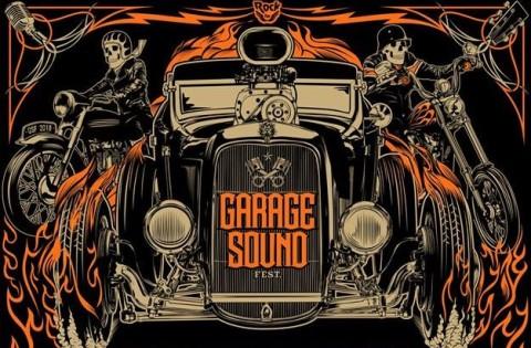 Garage Sound Festival nos confirma su cartel por días 2018