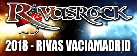 Menos de dos semanas para el Rivas Rock Festival 2018