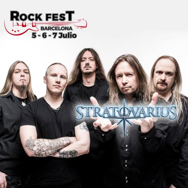 STRATOVARIUS_Rock Fest 2018