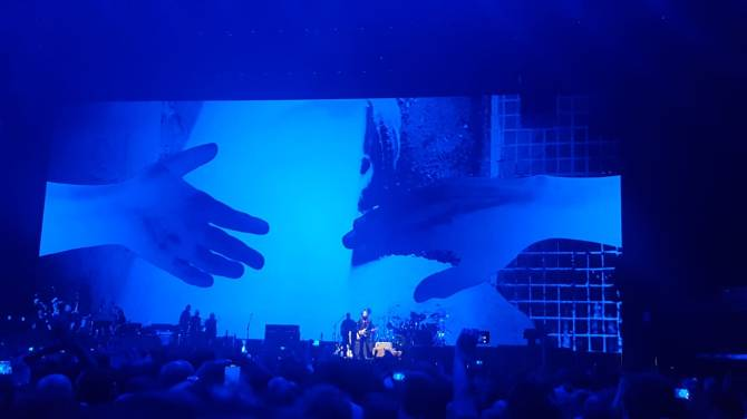 Crónica de Roger Waters, WiZink Center Madrid 25052018