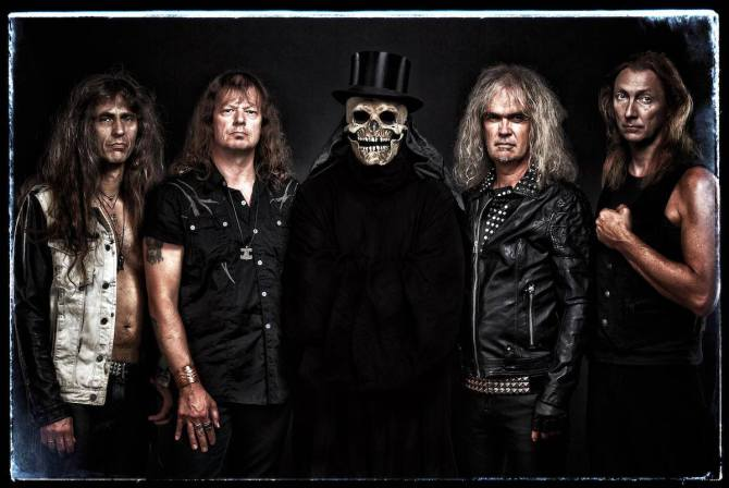 Grave Digger y Burning Witches nos visitarán en 2019