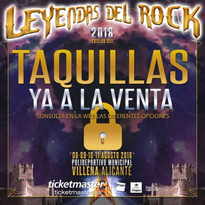 taquillas-Leyendas del Rock-2018