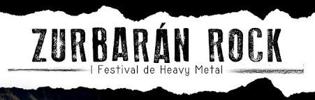 Cartel completo para el festival gratuito Zurbarán Rock 2018