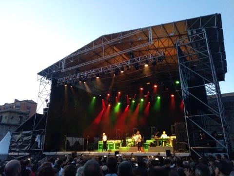 Crónica del Ciudadela Tierra de Rock · Rok Lurraldea 2018