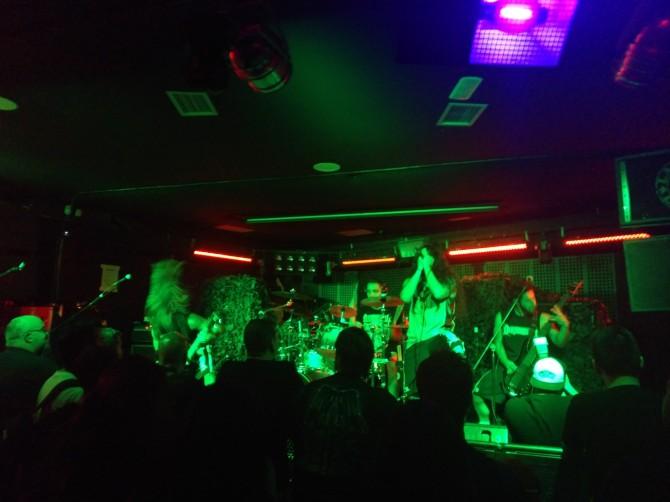 Crónica de Soulfly en la Sala Live, Madrid 28072018