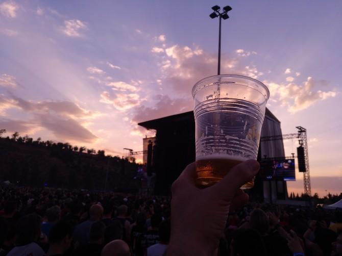 Crónica del Download festival Madrid, viernes 29 junio 2018