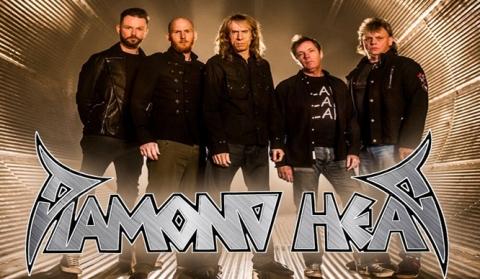 Diamond Head y su gira europea en otoño de 2018