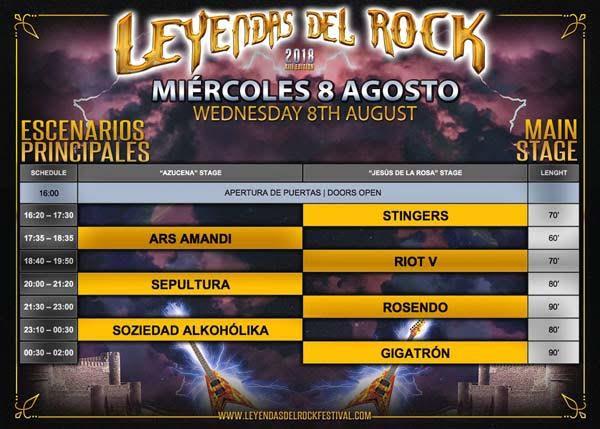 Horarios_escenarios_principales_miercoles_8_agosto_leyendas_del_rock_2018
