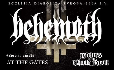 Behemoth nos traerá su nueva gira en enero de 2018