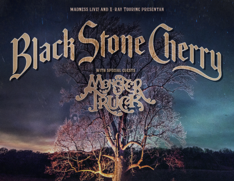 Recordamos la gira de Black Stone Cherry con Monster Truck